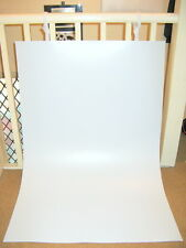 Photography Hanging Background - White - Roll up - 120cm  x  80cm - water proof