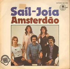"SAIL JOIA – Amsterdão (1978 LATIN/SOUL VINYL SINGLE 7"" SPANISH PS)"