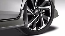 SCION iM 2016 16 MUDGUARDS MUDGUARD MUD SPLASH GUARD SET OF 4 OEM FACTORY