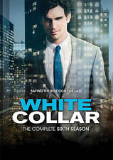 White Collar: Season 6 New DVD! Ships Fast!