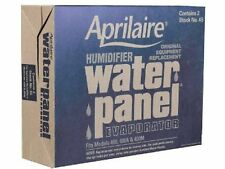NEW OEM APRILAIRE #45, 45 WATER PANEL EVAPORATOR PAD (2 Pack) FOR 400A 400M