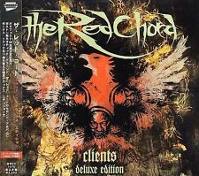 Clients [Deluxe Edition] by The Red Chord (CD, Jul-2006, 3D)