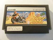 Zippy Race - Nintendo Famicom NES - Cartouche Seule - Occasion
