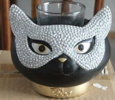 2016 Yankee Candle Halloween SOPHIA THE CAT Votive Holder 2016 BRAND NEW!!!!!!!!