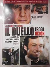 IL DUELLO FROST NIXON - FILM IN DVD ORIGINALE - visitate COMPRO FUMETTI SHOP