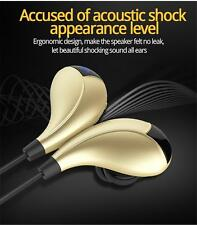 HD Stereo Wireless Bluetooth 4.1 Headset Headphones Sport for iPhone HTC Samsung