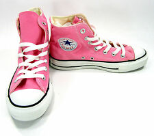 Converse Shoes Chuck Taylor Hi All Star Pink Sneakers Men 4.5 WO 6.5