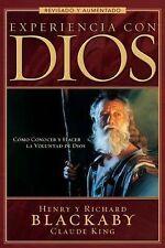 Experiencia Con Dios Como Conocer y Hacer la Voluntad de Dios Blackaby King