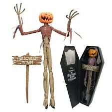 Diamond Select Toys: Nightmare Before Christmas - Pumpkin King Jack Coffin Doll