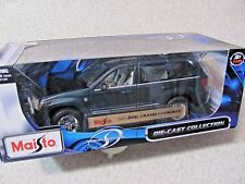 2005 JEEP GRAND CHEROKEE 1/18th SCALE DIE-CAST MODEL