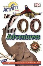 Zoo Adventures Sticker Book: Cub Scout Activity Series by DK Publishing