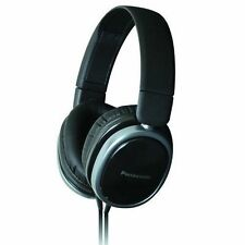BRAND NEW Panasonic RP-HX250M-A Headphones- Black