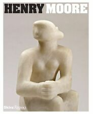 Fachbuch Henry Moore, TOP Buch, Modernismus, REDUZIERT statt 39,99 Euro, NEU