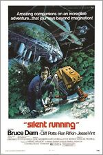 vintage movie poster SILENT RUNNING bruce dern ACTION ADVENTURE 24X36 hot