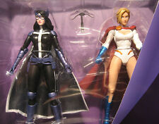 DC: NEW 52 POWERGIRL & HUNTRESS 2-pack figure set - (batman/supergirl)