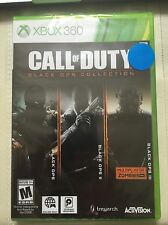 Call of Duty: Black Ops Collection (Microsoft Xbox 360) BRAND NEW & SEALED