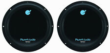 """NEW (2) 12"""" DVC Subwoofers Bass.Replacement.Speakers.Dual 4+4ohm.Car Audio.1800w"""