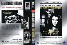 Les Dames du Bois de Boulogne (1945) Robert Bresson / DVD, NEW