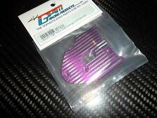 GPM MRT4039 refroidisseur sup ventilé violet - YOKOMO MR-4TC