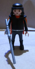 PLAYMOBIL MAXIMUM SECURITY PRISON GUARD (J423)