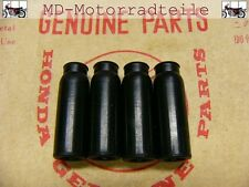 "Honda CB 750 Four Sandcast Gummi  Set Vergaser Cap, rubber Set ""28 "" Carburetor"