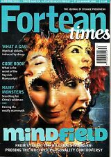Fortean Times #130 January 2000 Multiple Personality Voynich Manuscript Monsters