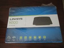 Linksys E1200 300 Mbps 4-Port 10/100 Wireless N Router (E1200-NP)
