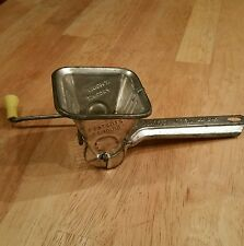 "VINTAGE MOULI PERSIL GRATER GRINDER ""CREATION MOULIN LEGUMES"" KITCHEN UTENSIL"