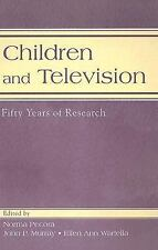 Routledge Communication: Children and Television : Fifty Years of Research
