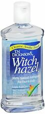 Dickinson's Witch Hazel All Natural Astringent 8 oz