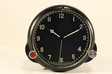 Soviet AirForce Cockpit Clock 122CP / 122 ChP Russian MiG/Su jets AChS.
