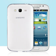Slim Soft TPU Gel Clear Case Cover For Samsung Galaxy Grand Duos i9082 Neo i9060