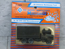 Roco / Herpa Minitanks (NEW) WWII US M-220 Ordnance Maintenance Truck Lot 214X