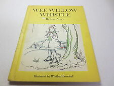 Wee Willow Whistle by Kay AVery vintage 1947 hardcover Alfred Knopf