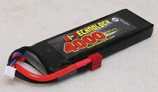 """Batteria LiPo da 7,4v 4000mAh 50C (60C Boost) Li-Po""""POTENTISSIMA""""  134 x44x13mm"""