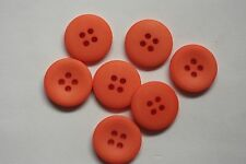 8pc 25mm Salmon Pink Coat Jack Trouser Cardigan Baby Kids Button 0759