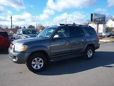 Toyota: Sequoia 4dr SR5 4WD