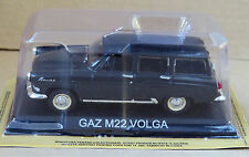 "DIE CAST "" GAZ M22 VOLGA "" LEGENDARY CARS SCALA 1/43"