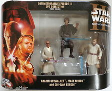 Star Wars Episode III Commemorative Collection 1 of 3 (Hasbro, 2005) New in Box
