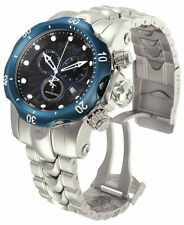 Swiss Made Invicta 10805 Reserve Venom Chronograph Black Dial Mens Watch
