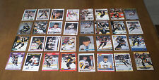 32 PITTSBURGH PENGUINS JAROMIR JAGR CARDS - DIFFERENT - 4 ROOKIES INCLUDED