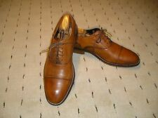 "Cole Haan Tapered Cap Toe  Oxfords  9 M  ""Excellent"""