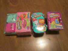 LOT 4 SHOPKINS BLIND BASKET SEASON 2,3,4 & 5  EDITION 2-Pack SET HARD TO FIND