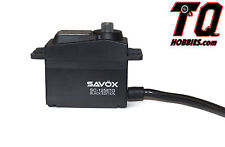 Savox Black Edition Standard Size Coreless Digital Servo .08/166 - SC1258TG-BE