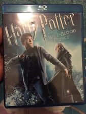 Harry Potter and the Half-Blood Prince (Blu-ray/DVD 2009, 3-Disc Set)
