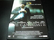 "DVD NEUF ""THE CANDIDATE"" Nikolaj LIE KAAS / film Danois de Kasper BARFOED"