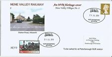 GB 2011 Nene Valley Railway NVR Heritage Cover No 4 Ailsworth