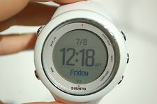 Suunto Ambit3 Sport White Multisport GPS Heart Rate Watch SS020680000 Ambit 3 S