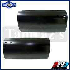 1966-67 Chevelle & El Camino Outer Door Skin NEW TOOLING by AMD - PAIR
