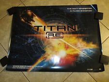 Titan A.E. movie poster : Science Fiction Animation - 30 x 40 inches